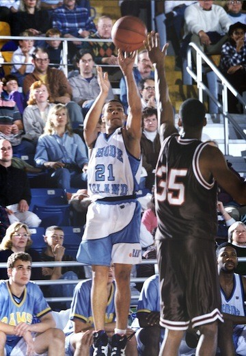 sports shoes 5d0d9 313ae GoLocalProv | Where Are They Now?: Tyson Wheeler of the 1998 ...
