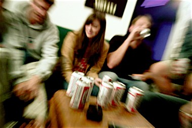 articles on teen binge drinking