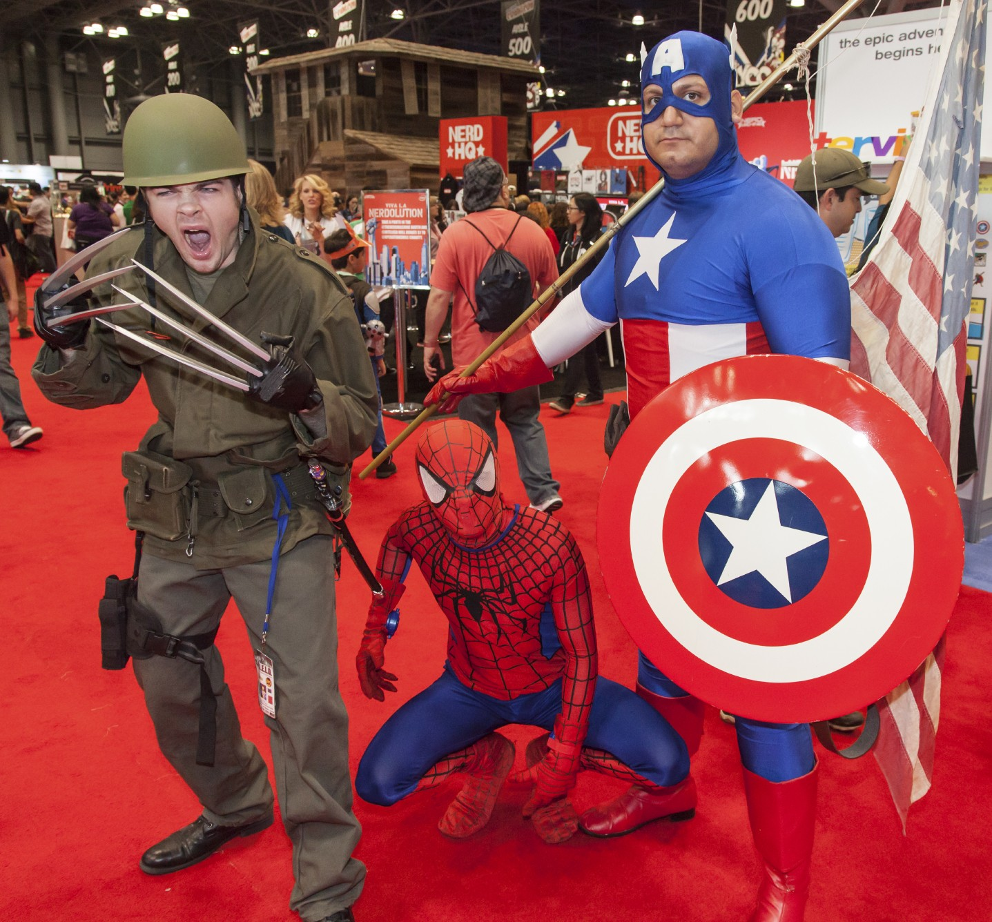 Free Comic Book Day Dubai: 10 Cool Things To See At RI Comic Con