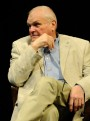 Brian Dennehy settles in for some Eugene O'Neill onstage at Trinity Rep Monday night. Photo: Mark Turek.