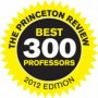 The first-ever listing of the 300 best professors in the US includes which RI profs?