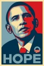 Shepard Fairey's Obama Hope poster