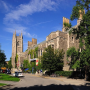 Hart House, a student activity center at the University of Toronto.