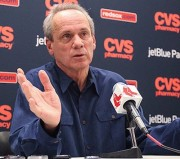 Larry Lucchino of the PawSox