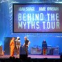 You know 'em, you love 'em, now catch the MythBusters live this weekend at PPAC. Photo: Silveira Neto/Flickr