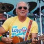 Jimmy Buffett appears on stage the same weekend as  Fleetwood Mac at the Comcast Center.