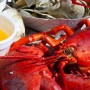 Celebrate by the sea this weekend at Bowens Wharf Seafood Festival.