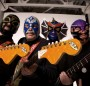 The coolest band on the planet will be taking over The Narrows this weekend--Los Straitjackets.