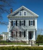 The 1852 Burgess-Nightingale House on College Hill will be open to visitors on Saturday. Photo: Warren Jager/PPS.