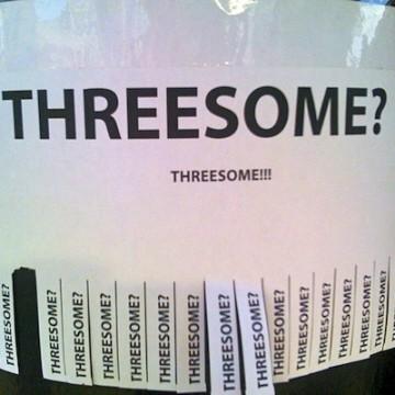 3some etiquette