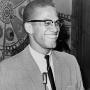 Malcolm X PHOTO: Wikipedia