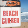 Dr Ernie Julian talks about beach closings