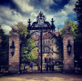 The gate at the Breakers.  Photo: Edmundmp