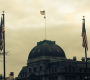 U.S. flag flying full-staff in Providence after Cianci's passing -- only City flag will fly half-staff.