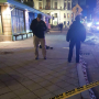 A teenage girl was stabbed at Kennedy Plaza on Thursday. Photo: GoLocalProv
