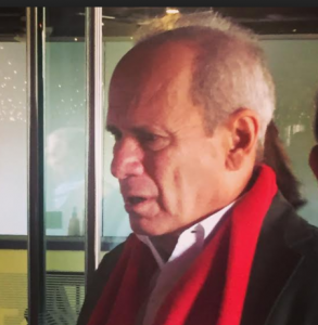 Larry Lucchino, heads the PawSox ownership group