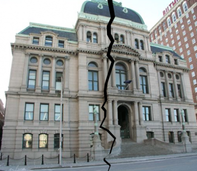 Providence City Hall And Police Contract