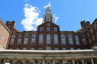Superior Courthouse Providence Rhode Island