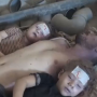 Syrian children killed by government gas attacks