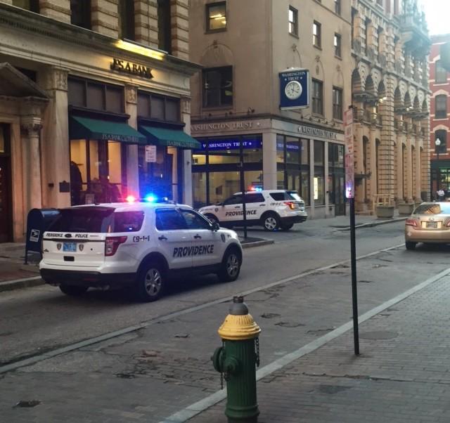 Breaking: Providence Police Evacuate