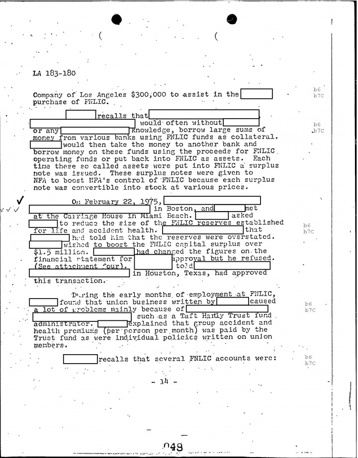 cheat sheet fbi files patriarca and coia the page 6
