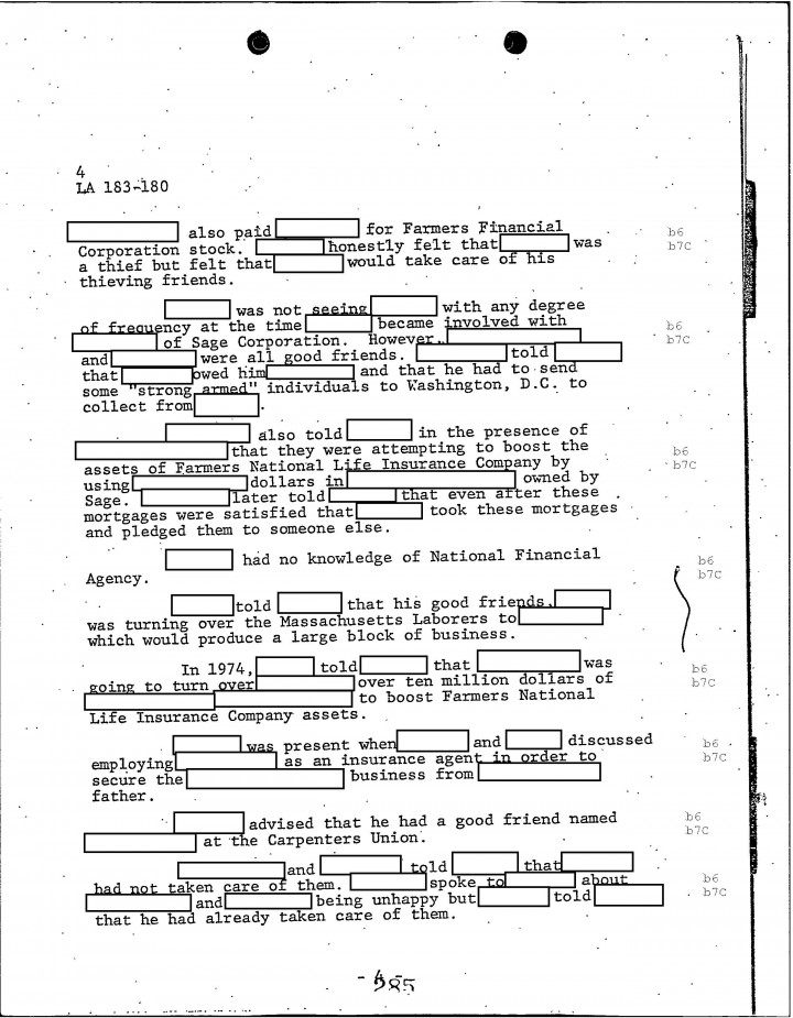 cheat sheet fbi files is coia son like father  page 9