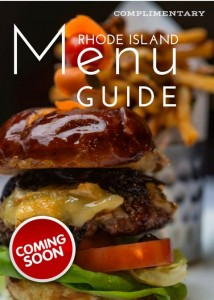 Rhode Island Menu Guide is set to launch in 2019