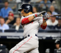 Mookie Betts leads Red Sox to AL East title