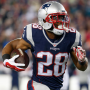 James White had two touchdowns in Patriots win