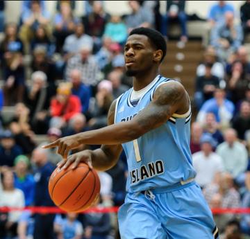 Rhode Island Basketball Monster