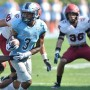 URI Beats Harvard for first time ever