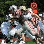 Brown opens Ivy League play vs Harvard