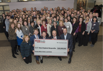 golocalprov cvs charity classic donates over 1 million to 90 area