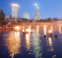 Waterfire is set to take place in downtown Providence this weekend.