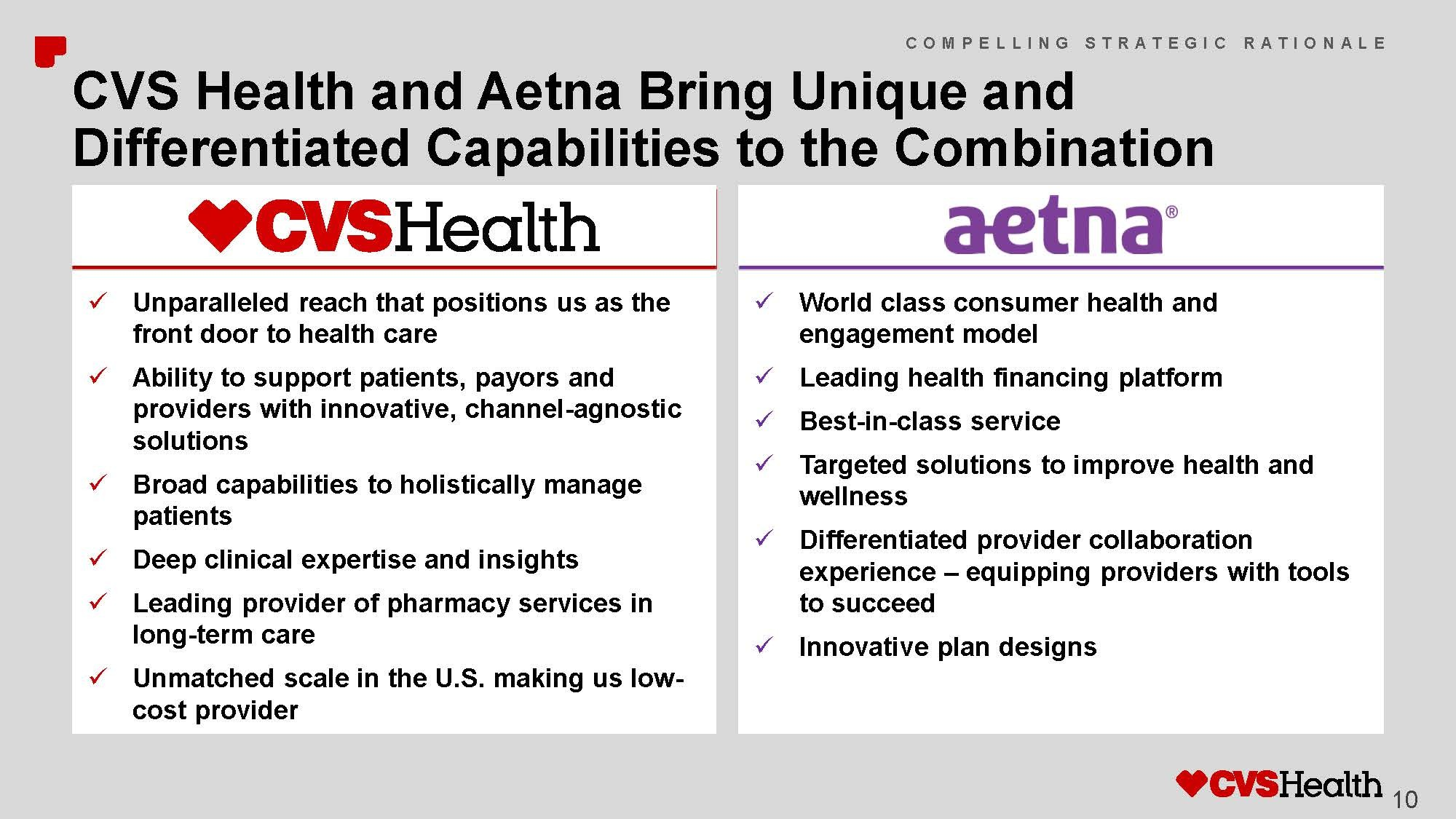 GoLocalProv | CVS and Aetna $69B Deal is Completed — One of