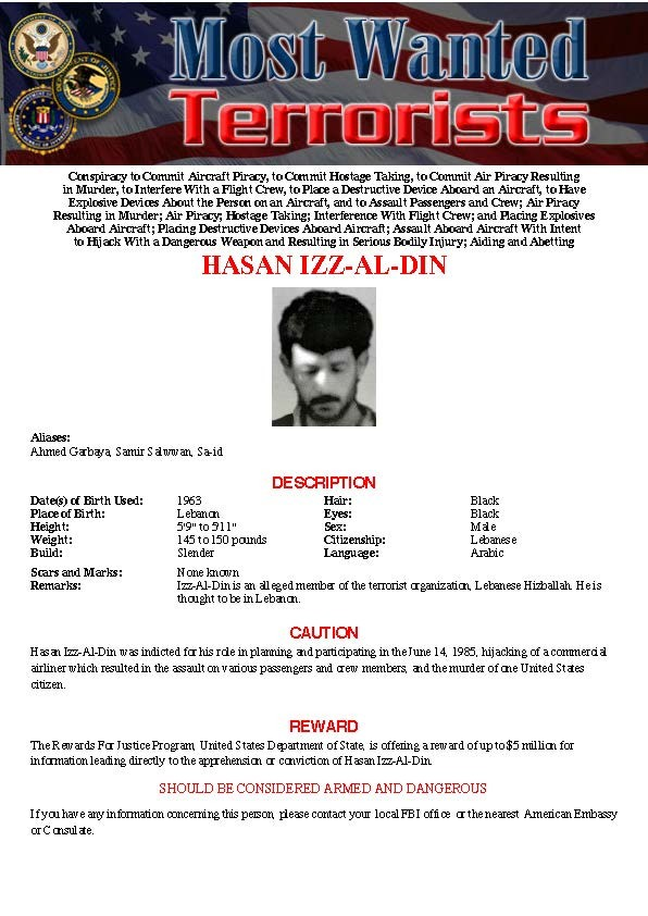 GoLocalProv | FBI's Most Wanted Terrorist List - Who Are