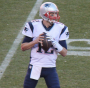 Tom Brady and the Patriots look to win the AFC Championship on the road.