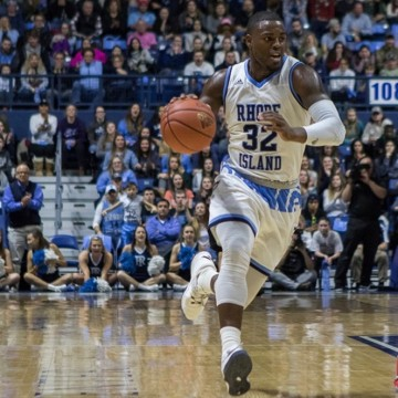 56e639c83dc View Larger +. Jared Terrell. University of Rhode Island senior E.C.  Matthews injured ...