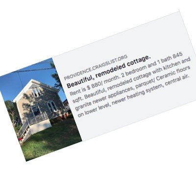 Golocalprov Providence Resident Warns Of Craigslist Scammer