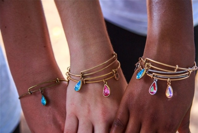 Golocalprov Uri Student Alex And Ani Design Bracelets To Benefit