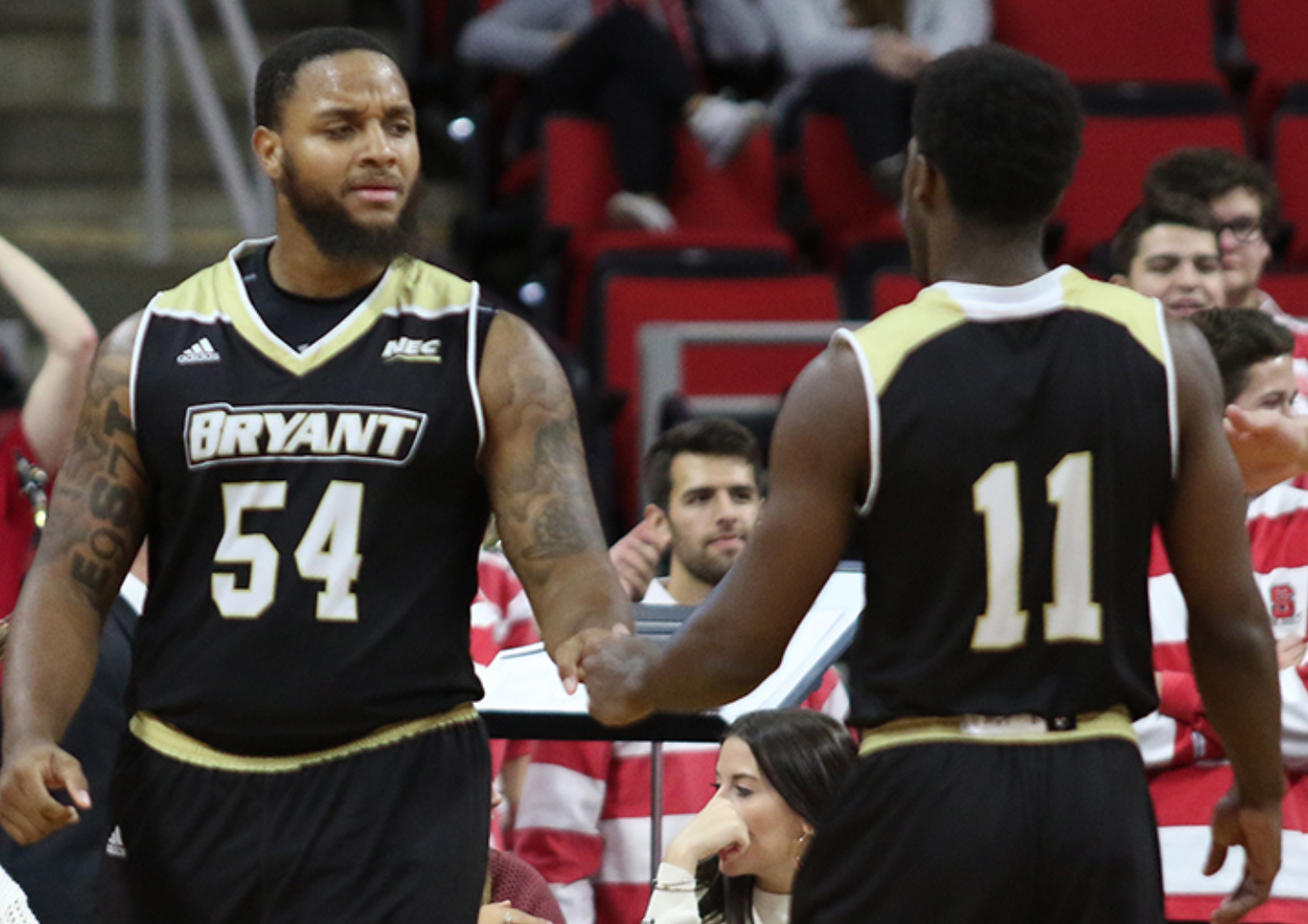 GoLocalProv | Bryant Basketball Falls to N.C. State 95-72