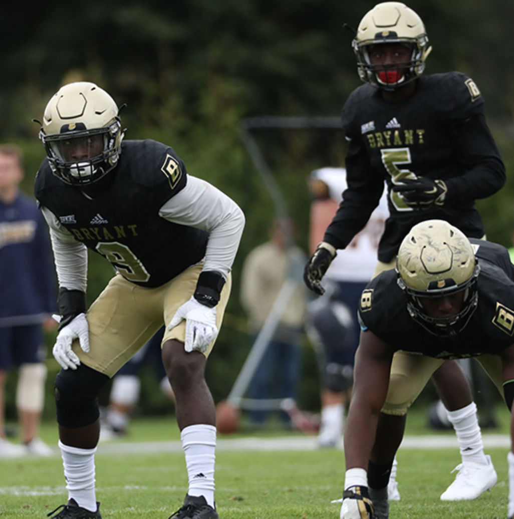 GoLocalProv | Bryant Football Visits Wagner in Search of 1st