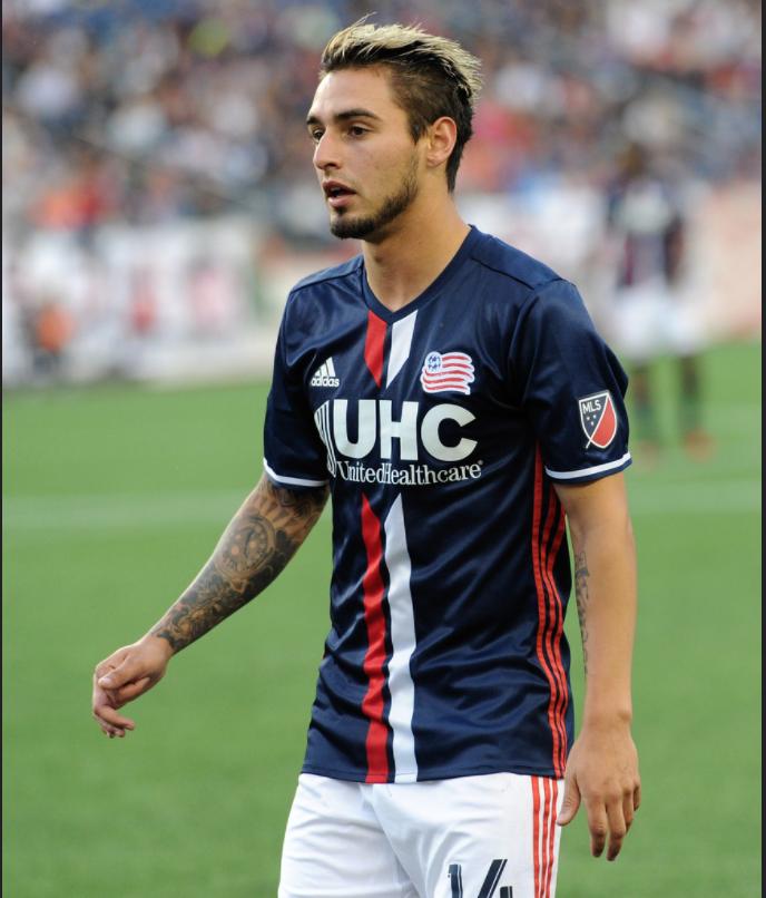 pretty nice 66936 a6442 GoLocalProv | Fagundez Leads Revs Past New York City FC 2-1
