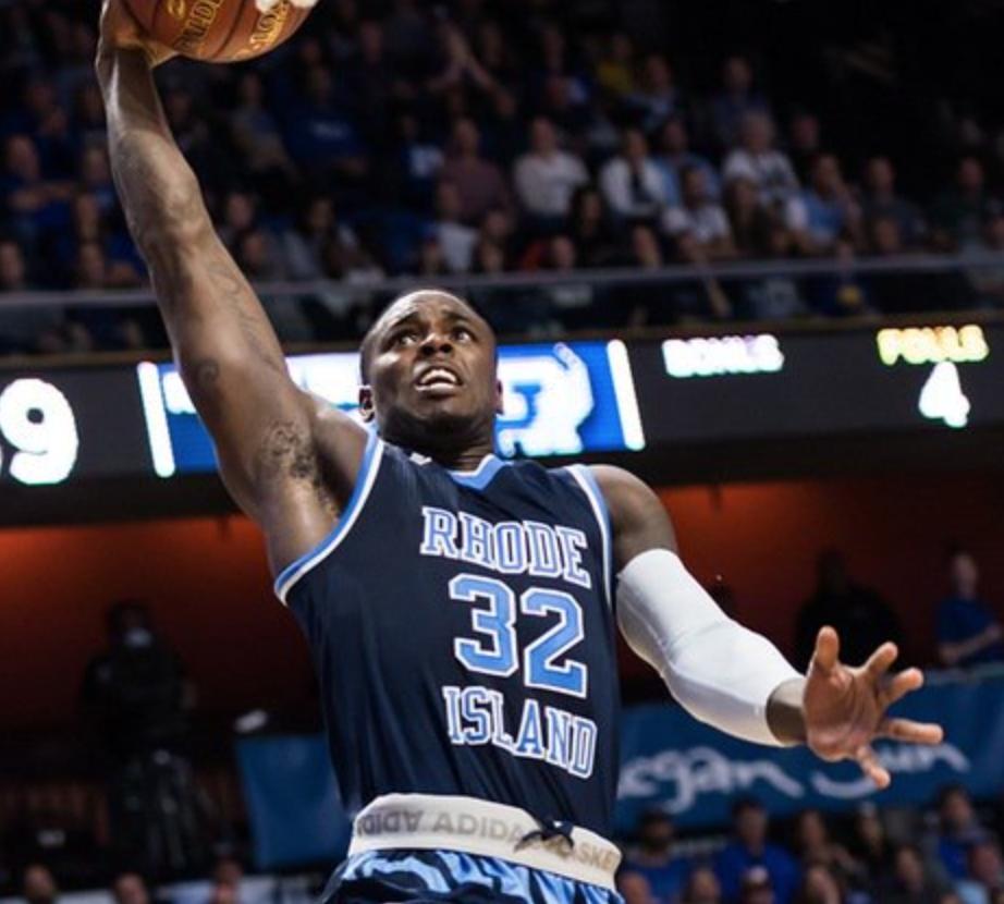 19e2054eea7 URI Seeks to Slow Down Oklahoma Freshman Young in NCAA Tourney Opener