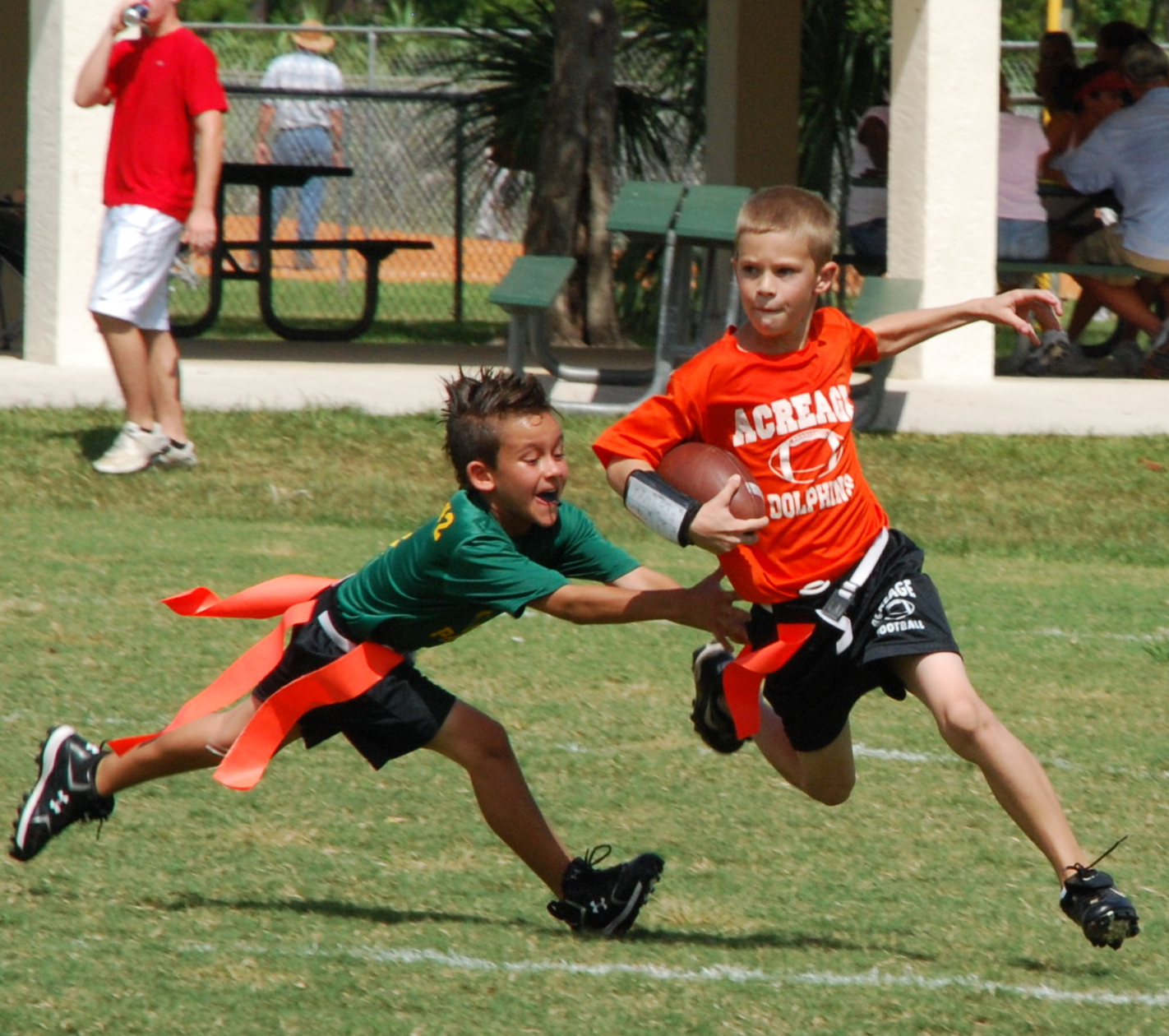 Volunteers Needed For Aquidneck Island Flag Football League