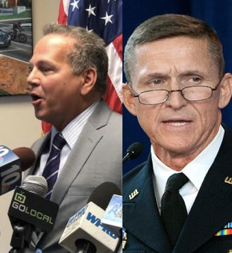 Attorney General Barr: 'A crime can not be established' against Flynn