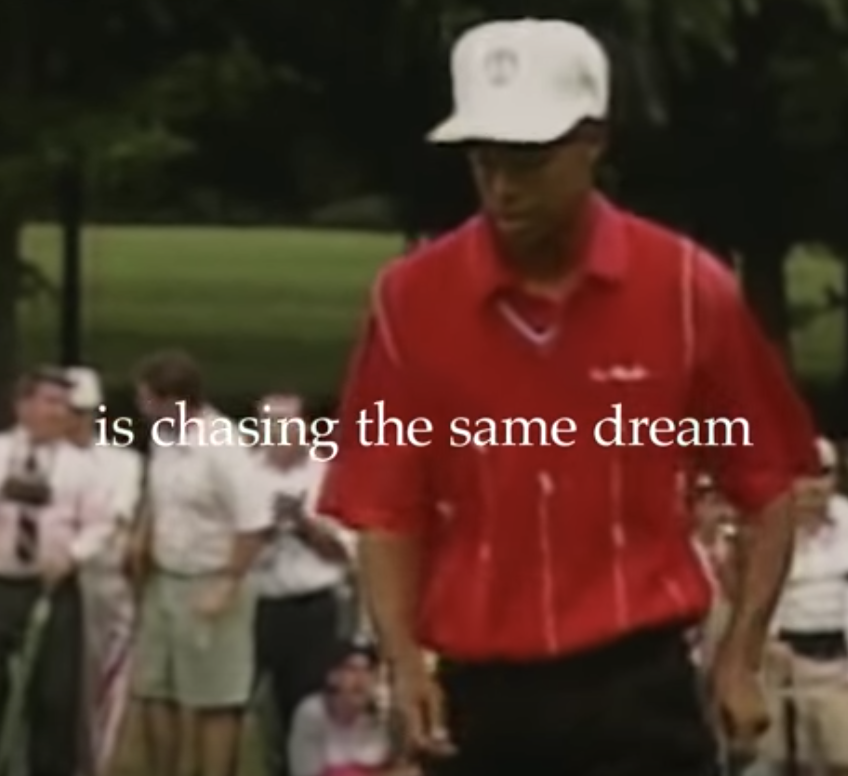 Golocalprov Nike Breaks Tv Ad Tribute To Tiger Woods Victory
