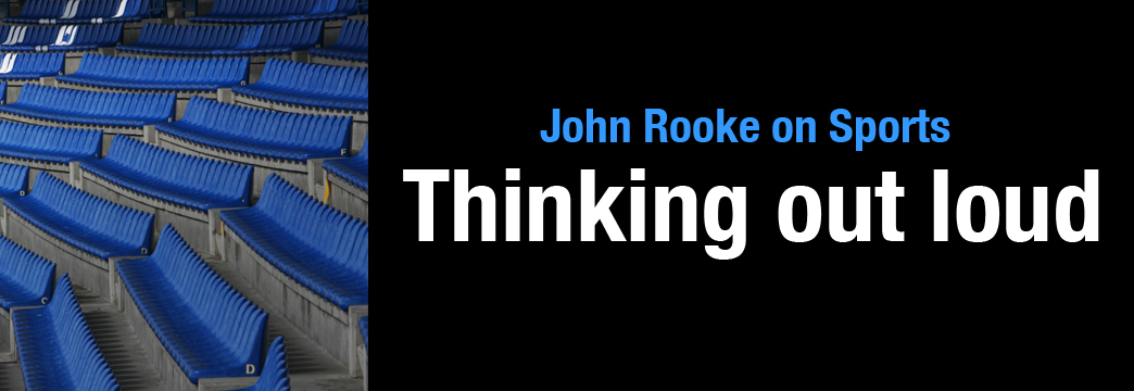 John Rooke - Thinking Out Loud