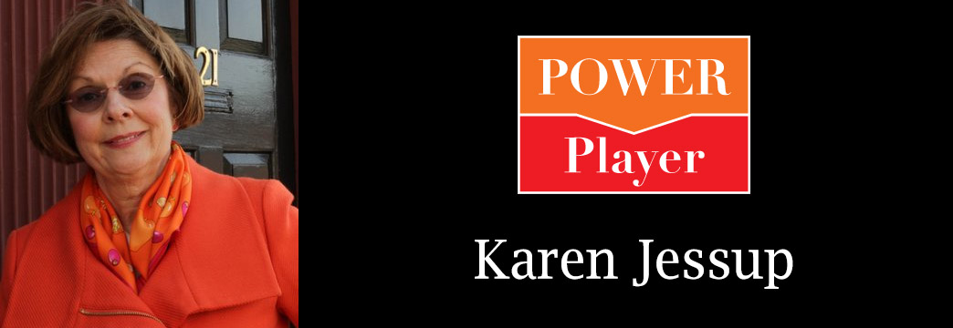 RI PowerPlayer: Karen Jessup