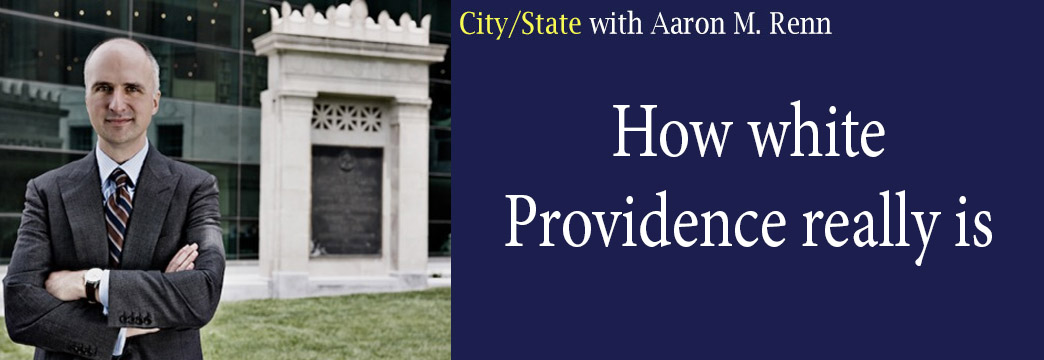 CITY/STATE: How White Providence Really Is